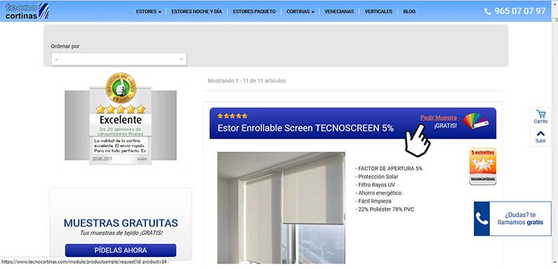 Tecnocortinas, la tranquilidad de elegir las cortinas adecuadas