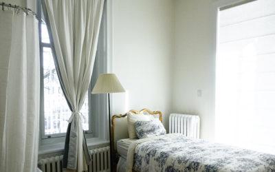Las cortinas a conjunto, ¿o no?