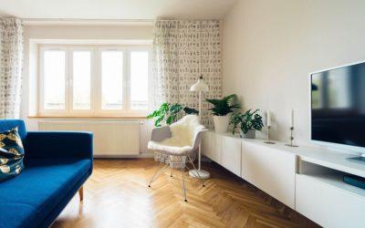 Trucos para integrar las cortinas en la decoración